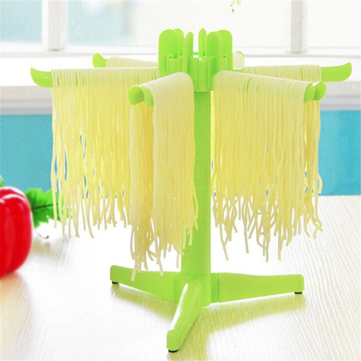 Noddle Drying Rack Hanging Noddle Spaghetti Fettuccine Dryer Practical Kitchen Household Pasta Stand Tools For Shelve(China (Mainland))