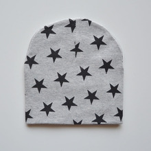 2016 Fashion Winter Autumn Baby Hat Boy Girl Cap Unisex Beanie Star Infant Children hats Cotton knitted toddlers New baby caps(China (Mainland))
