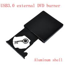 Buy Free External dvd burner USB3.0 mobile external desktop notebook drive aluminum alloy Hard disk swap black for $22.99 in AliExpress store