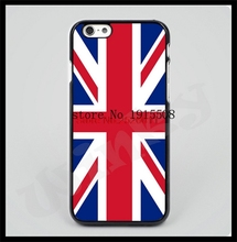 UK Flag Red White Blue England hard plastic Case cover Apple iphone 4 4s 5 5s 5c 6 plus 6s Samsung Galaxy S3/4/5/6 - Shenzhen SHC Trading Co., Ltd. Store store