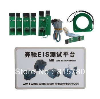 MB EIS Test Platform Key Programmer Mercedes Benz W220 W215 W210 W202 W208 W203 W211 W209 W169 W221 W164 W204 and W639 HKP Free(China (Mainland))
