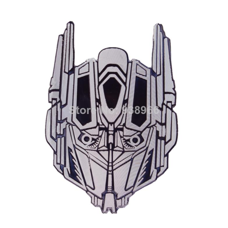 3D Transformers Car Sticker Car Styling Cool Fashion DIY Vehical Decoration Stickers on Cars(China (Mainland))