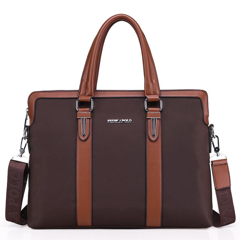 XX New 2016 Business Handbag Man Brand PU Leather Pure color Handbags Sale Men Travel Shoulder Bag High quality<br><br>Aliexpress