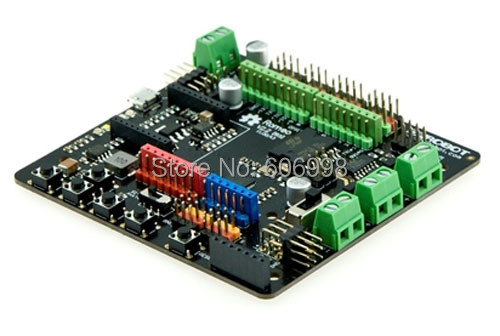 RoMeo V2 Controller For Arduino Compatible Integrated Motor Drive / Sensor Line