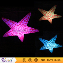 Buy 1.5m LED lighting decoration inflatable starfish,inflatable sea star,inflatable ocean products party inflatable model toy for $350.00 in AliExpress store