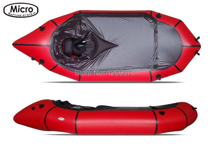 Micro pocket rafting systems boat ultra-light ship boat blue inflatable kayak(China (Mainland))