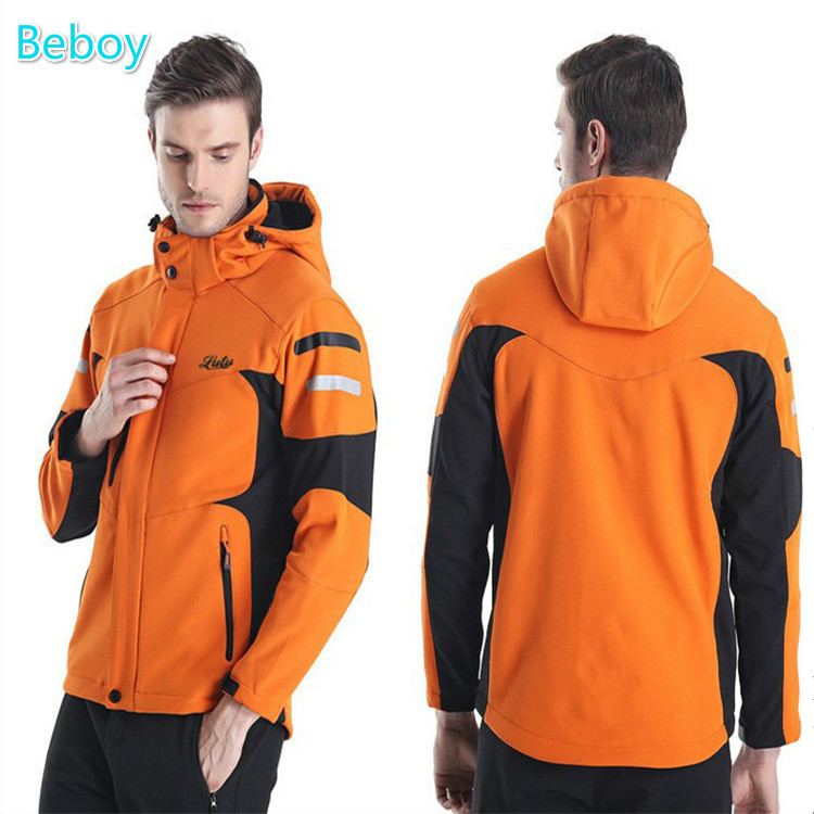 Popular Fleece Jacket Waterproof-Buy Cheap Fleece Jacket ...