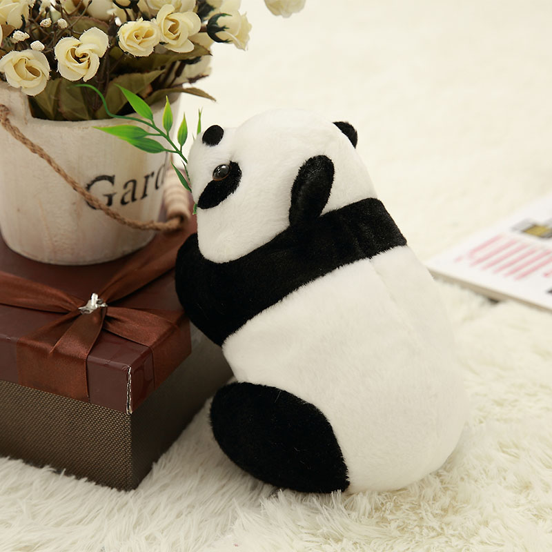 giant panda plush toys soft stuffed animal toys kids plush dolls cartoon dolls gifts for children(China (Mainland))