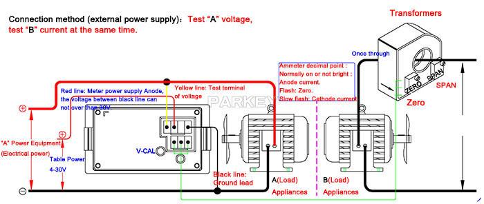 Wire Yb D Voltage Meter Wiring Diagram on