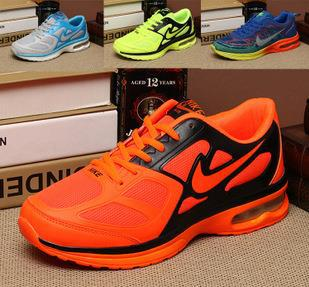 The European and American fashion brand candy color mesh cloth shoes running shoes men's outdoor leisure training(China (Mainland))