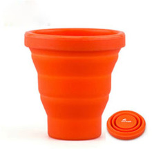 Fire Maple FMP-319 Outdoor Camping Portable Folding Silicone Mug Portable Gargle Cup Bottle 200ml Free Shipping(China (Mainland))