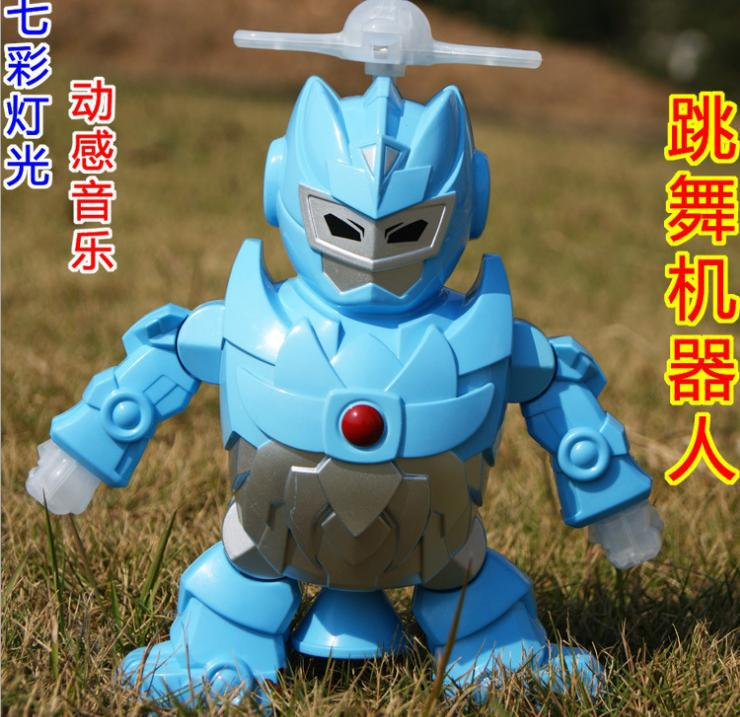 Educational toys dance electric style robot toy(China (Mainland))