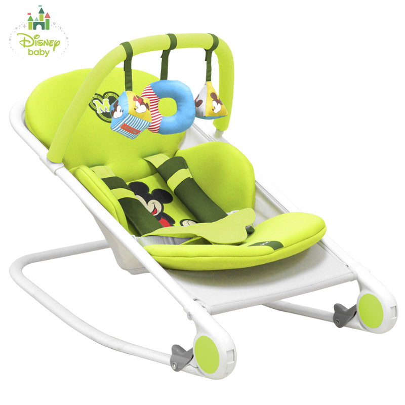 VIKI Smart Baby Bouncer, Multifunctional Newborn Swing Rocking Chair, Infant cradle bed recliner, Portable Baby Swing Rocker(China (Mainland))