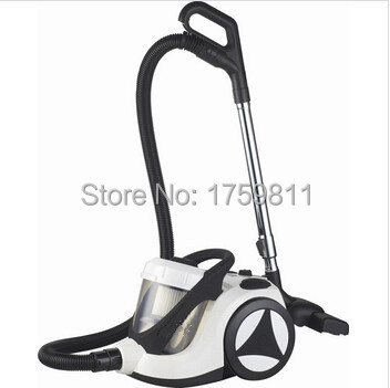 Handheld Big Powerful Cyclonic Bagless Vacuum Cleaner for Home MD-602 Free Shipping(China (Mainland))