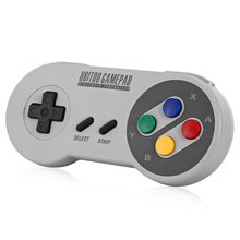 Buy Original 8Bitdo SFC30 Pro High Wireless Bluetooth Controller Dual Classic Joystick iOS Android Gamepad PC Mac Linux for $23.39 in AliExpress store