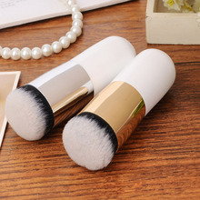 Professional makeup brushes tools Explosion models chubby pier foundation brush flat the portable BB cream make up brush set kit
