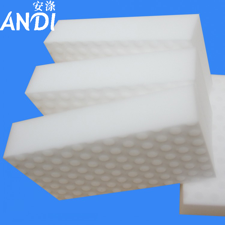 50pcs/lot High Quality 10x6x2cm ANDI Double Compressed nano sponge Magic Sponge Eraser Melamine Cleaner for Kitchen Cleaning(China (Mainland))