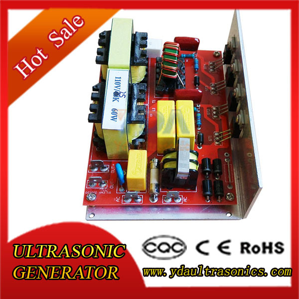 28KHZ100W 100V-120V Piezoelectric Ultrasonic Generator used for Ultrasonic Cleaning(China (Mainland))