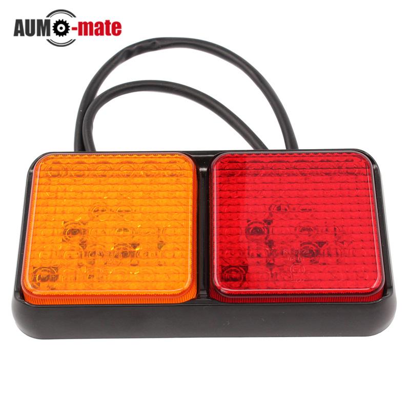 72 LED 12V/ 30V REAR light Truck Auto Car Van Bus Lamp Tail Light Trailer Reverse Lamp For free shipping<br><br>Aliexpress
