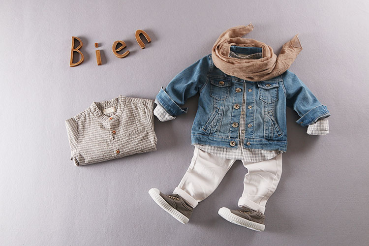 High Quality Cute Child Denim Jacket Korean Version New Children Spring Coat Jacket with Turn-down Collar<br><br>Aliexpress