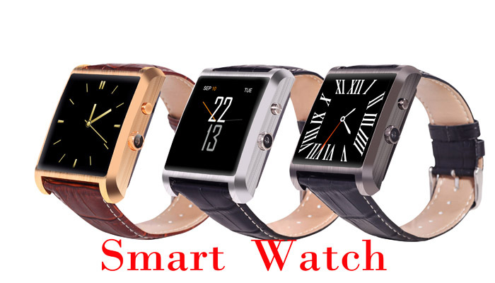 New Arrive smart watch for Android Iphone DM08 watches men Sync whatsapp facebook Pedometer Camera mp3 Player Anti Lost relogios()