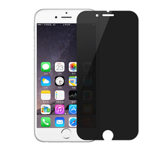 High Quality Anti Spy Tempered Glass Screen Protector for iphone 4 4s 5s 5c 5se 6 6 Plus 9H Anti-shatter Privacy Protection Film