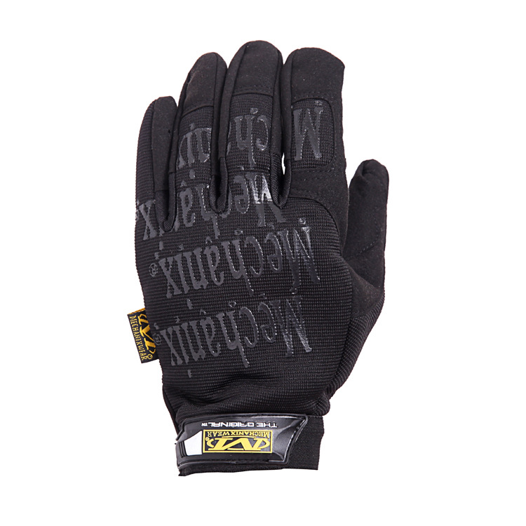 MECHANIX Tactical Gloves US Seal Army Military Outdoor Men s Full Finger Motorcycle Bike Work Leather