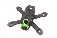DIY Drone Racer 130 GEP130X Carbon Fiber FPV Racing X GEP Quapcopter Frame Kit W PDB 5v 3A and 12V 3A output XT60 cable