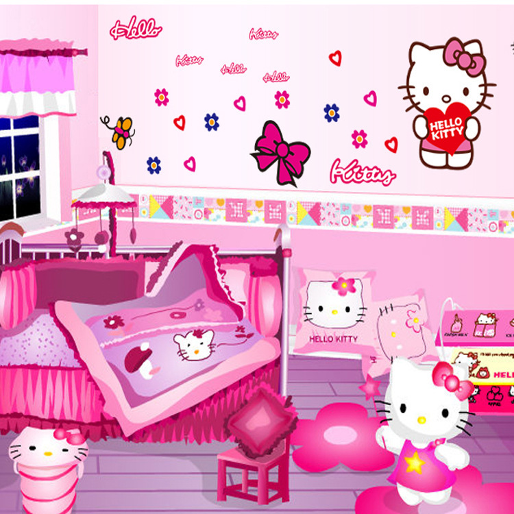 Chambre complete hello kitty sims 3 searching for for Chambre a coucher hello kitty