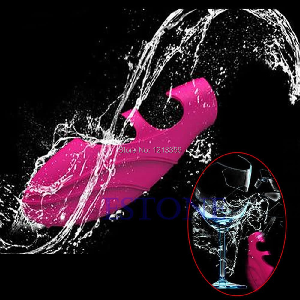 U95 Free Shipping Woman G SPOT Massager Wonderful Waterproof Finger Vibrating Pleasure Sex Toys(China (Mainland))