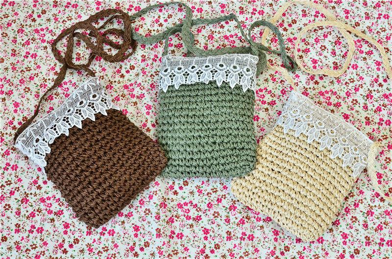 Bolsa De Ombro De Croche : Aliexpress compre hot new mulheres de ombro