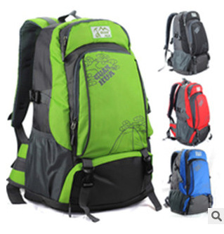 New arrival women&men waterproof travel bag outdoor camping hiking backpack nylon men's backpacks women luggage travel bags(China (Mainland))