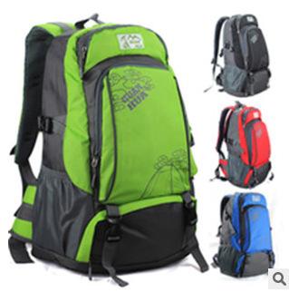 New arrival women&men waterproof travel bag outdoor camping hiking backpack nylon men's backpacks women luggage travel bags(China (Mainland))