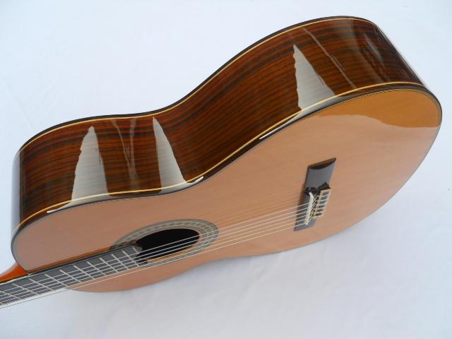 Gm630a pine single rose wood <font><b>classical</b></font> <font><b>guitar</b></font> martini