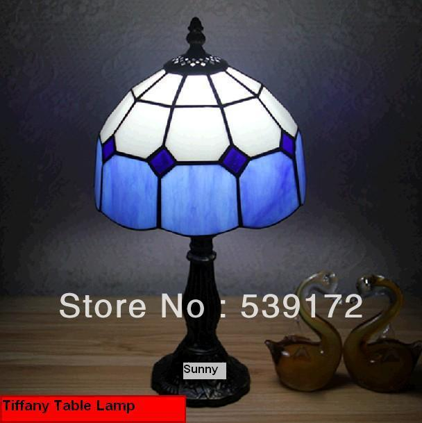 Free Shipping 8 Inch Shell lamps,tiffany tables lamp,Free 5W E27 LED Bulb for promotion, Lamps for home 90-260VAC TEN-T-007<br><br>Aliexpress