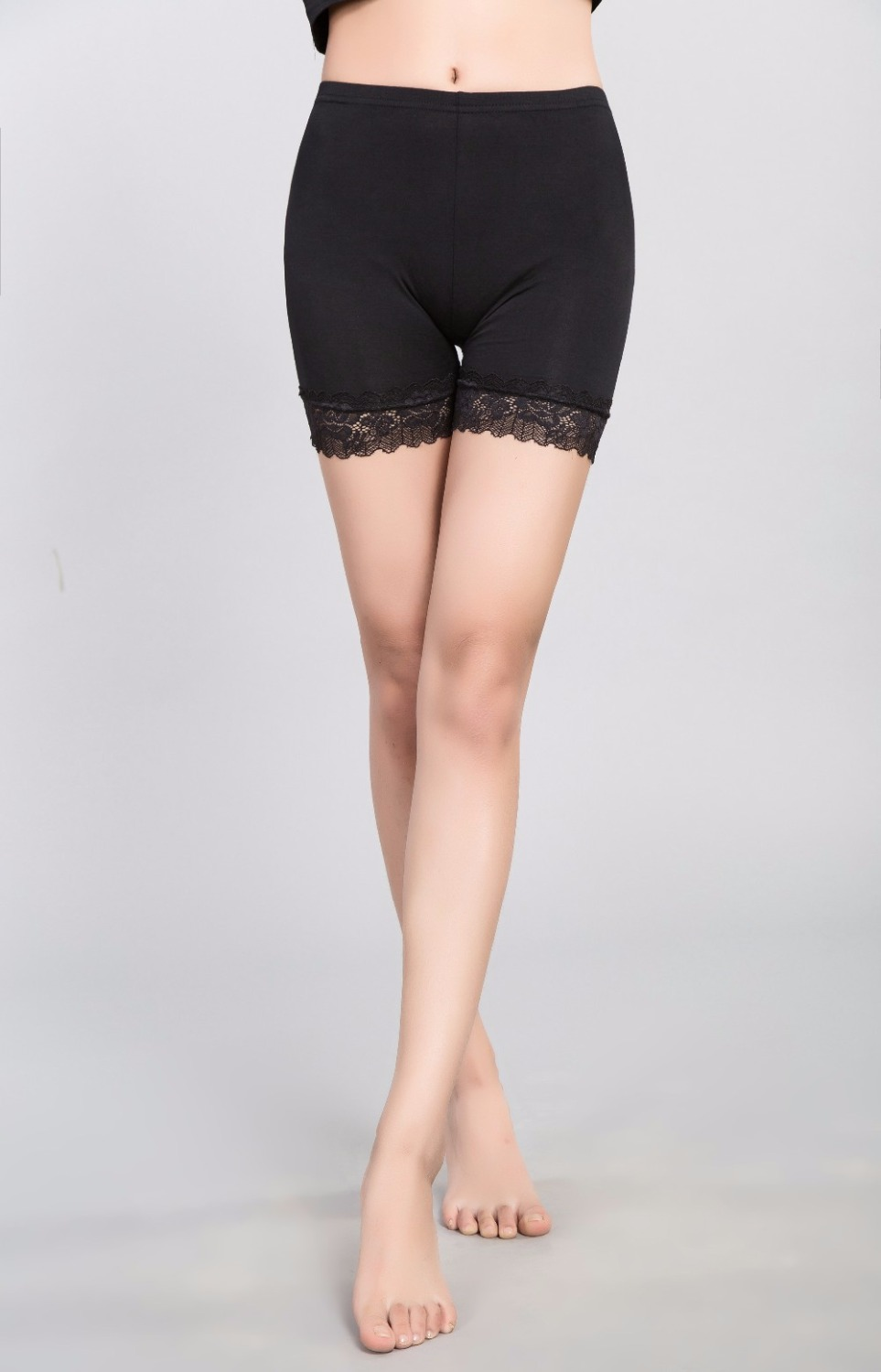 Good quality cotton boxer shorts for women safety pants panties free shipping