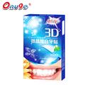 Brand Onuge 14PCS 3D White Teeth Whitening Strips Gel Mild Formula 6 Flavor Option White Tooth