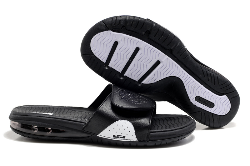 Free shipping new 2016 mens zoom air lebron slide elite sandal slipper shoes for sale with original box(China (Mainland))