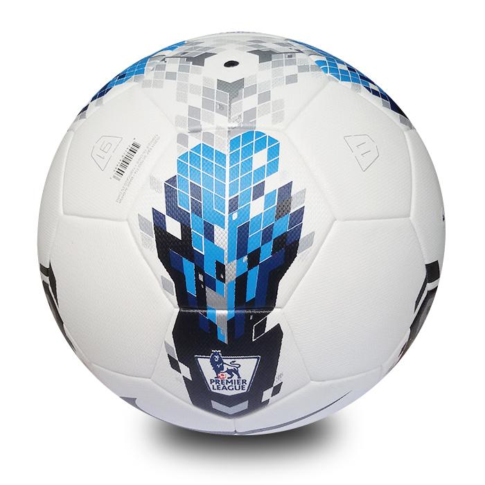 soccer Premier League Football high quality International standard 5# PU Skid particles soccer ball sport Professional game ball(China (Mainland))