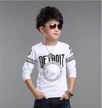 2016 baby boys t shirts spring autumn cartoon children clothes kids long sleeve t shirts brand vestidos infantil boy tops tees(China (Mainland))