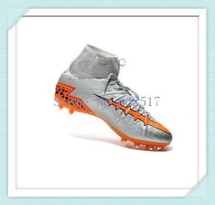New 2015 High Ankle Neymar Male Boots II Phantom Premium FG Footbal