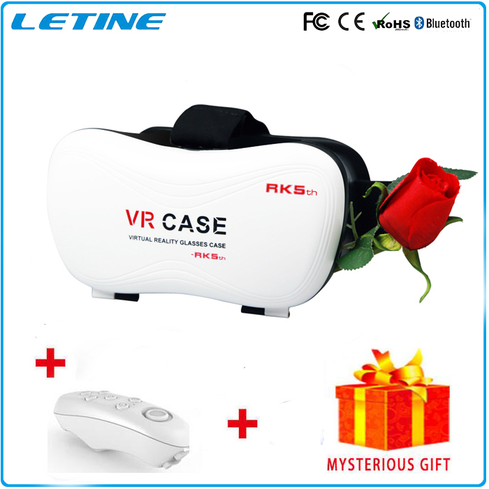 Newest Virtual Reality Headset 3D Glasses Google Cardboard VR BOX Oculus Rift DVD Movies For Iphone Samsung Phone Glasses GD02-5(China (Mainland))