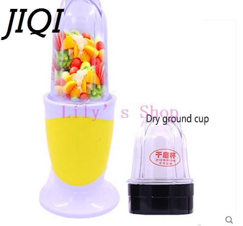 Mini portable electric juicer Blender Juicer blender baby food supplement Europen standard plug(China (Mainland))