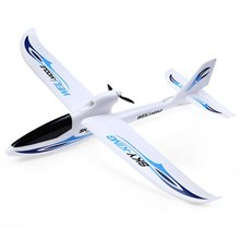 Sky King WLtoys F959 RC Aircraft 2.4G 3CH Wingspan RTF Airplane With Transmitter RC Airplane Push-speed Glider Fixed Wing Plane(China (Mainland))