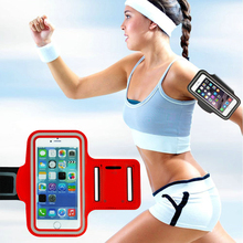 FOR Sony Xperia C4 Fitness Jogging Sports gym Walking RUNNING Arm Band Bracelet Case Bag Neoprene 5.5″