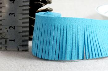 3*50cm Mix Colors Diy Jewelry Accessories Tassels Material 1 pc/lot 17010031(3*50D1)