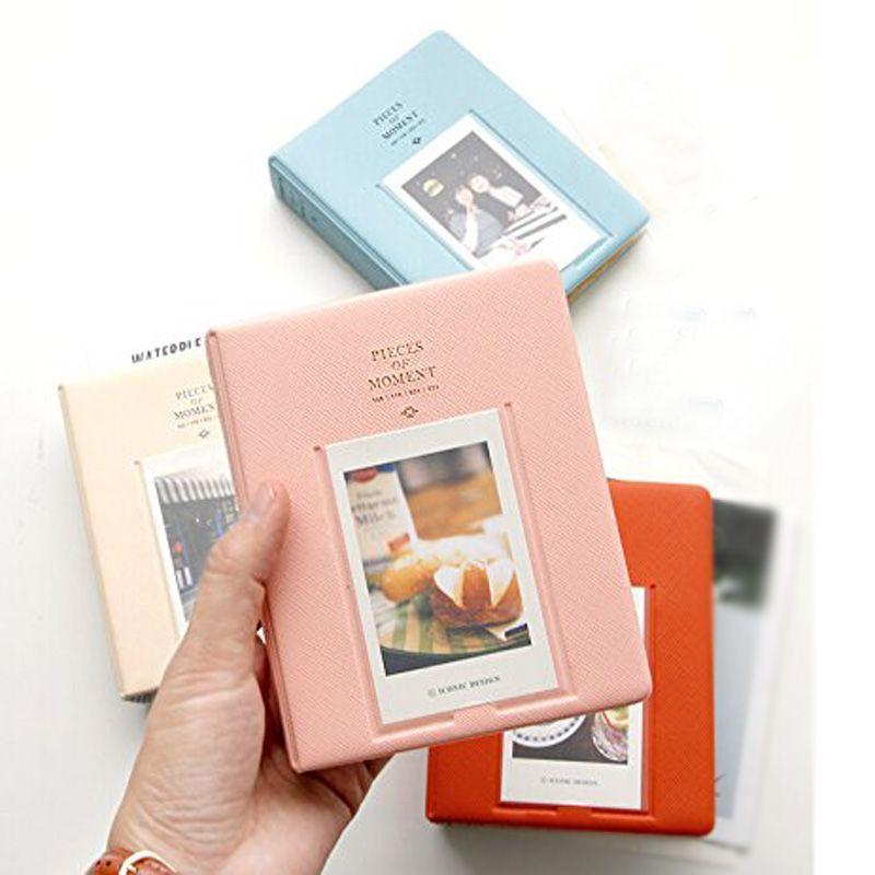 64 Pockets Mini Instant Polaroid Photo Album Picture Case for Fujifilm Instax Mini Film 7s 8 25 50s 90(China (Mainland))