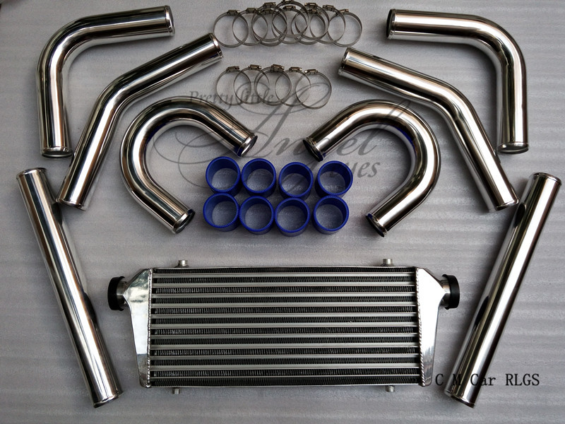 Car modification power suite tank,intercooler,AIR COOLER,AFTERCOOLER is suitable for Mazda RX7 FC3S /Familia GT X, Car model(China (Mainland))