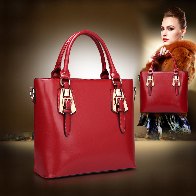 Hot sell Candy Color fashion women bag famous brand designer shoulder POLO bag tote New 2015 high quality women leather handbags(China (Mainland))