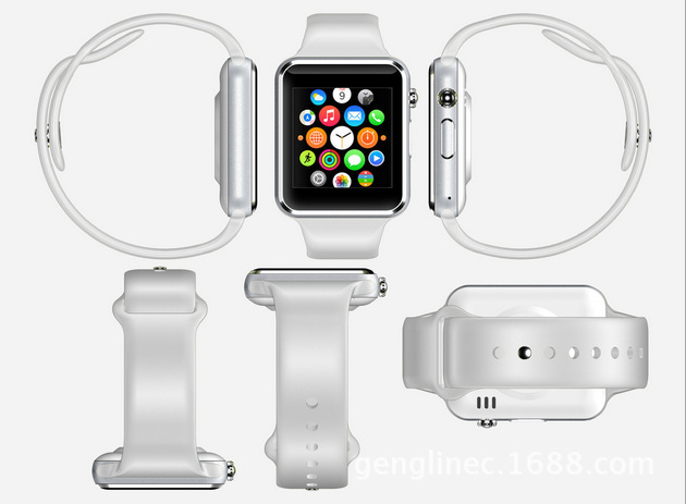 Smart watch phone Pluggable card phone watches tracking intelligent monitor watches online(China (Mainland))